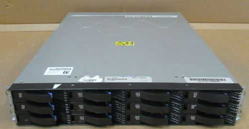 IBM EXP3000 Expansion Storage Array 12x SAS Bays 4950GB 1x CTRL & 2x PSU 39R6464